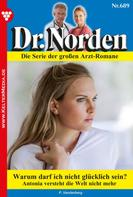 Patricia Vandenberg: Dr. Norden 689 – Arztroman ★★★
