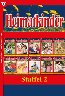 Heimatkinder Staffel 2 – Heimatroman