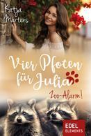 Katja Martens: Vier Pfoten für Julia - Zoo-Alarm! ★★★★