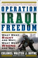 Walter J. Boyne: Operation Iraqi Freedom