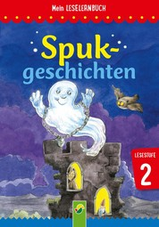 Spukgeschichten - Mein Leselernbuch: Lesestufe 2
