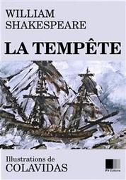 La Tempête - Illustré par Onésimo Colavidas