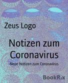 Zeus Logo: Notizen zum Coronavirus