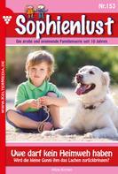 Aliza Korten: Sophienlust 153 – Familienroman ★★★★★