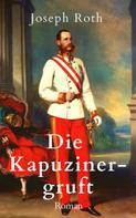 Joseph Roth: Die Kapuzinergruft ★★★★