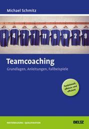 Teamcoaching - Grundlagen, Anleitungen, Fallbeispiele