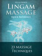 Yella Cremer: Mindful Lingam Massage Quick Reference