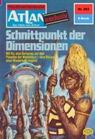 Clark Darlton: Atlan 283: Schnittpunkt der Dimensionen ★★★★