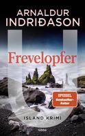 Arnaldur Indriðason: Frevelopfer ★★★★