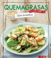 Quemagrasas - Libro de recetas