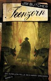 Feenzorn - Die dunklen Fälle des Harry Dresden 4