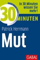 Patrick Herrmann: 30 Minuten Mut ★★★★