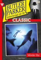 Günter Dönges: Butler Parker Classic 63 – Kriminalroman