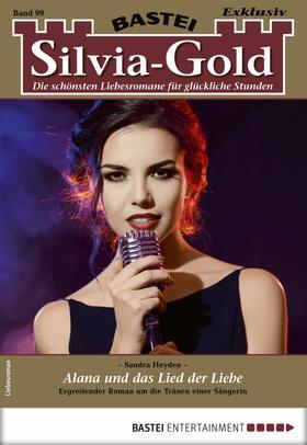 Silvia-Gold 99 - Liebesroman