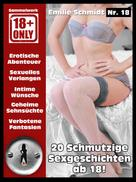 Emilie Schmidt: Sexgeschichten ab 18 jahren ★★★★★