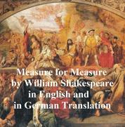 Measure for Measure/ Maass fur Maass - Bilingual edition