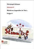 Christoph Drösser: Stimmt's? Moderne Legenden im Test 4 ★★★