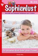 Aliza Korten: Sophienlust 214 – Familienroman ★★★★★