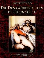 Die Denkwürdigkeiten des Herrn von H.