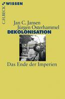 Jan C. Jansen: Dekolonisation ★★★★★