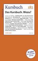 Armin Nassehi: Kursbuch 182