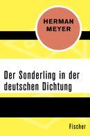 Herman Meyer: Der Sonderling in der deutschen Dichtung ★★★★★