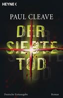 Paul Cleave: Der siebte Tod ★★★★