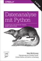 Wes McKinney: Datenanalyse mit Python
