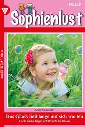 Sophienlust 388 – Familienroman - Das Glück ließ lange auf sich warten