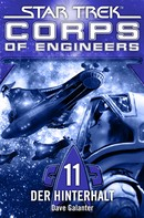 Dave Galanter: Star Trek - Corps of Engineers 11: Der Hinterhalt ★★★★