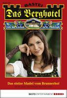 Verena Kufsteiner: Das Berghotel - Folge 110
