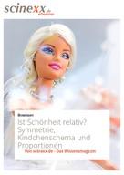 Kerstin Fels: Ist Schönheit relativ? ★★★★