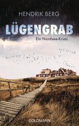 Lügengrab - Ein Fall für Theo Krumme 2 - Ein Nordsee-Krimi