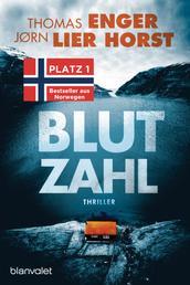 Blutzahl - Thriller - Der Nr.-1-Bestseller aus Norwegen