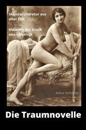 Die Traumnovelle: Skandal Literatur aus alter Zeit - Klassiker der Erotik neu aufgelegt (illustriert mit 100 Vintage Erotik Bildern)
