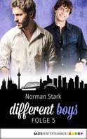Norman Stark: different boys - Folge 5 ★★★★
