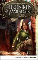 Marshall Ryan Maresca: Die Chroniken von Maradaine - Die Fehde der Magier ★★★★