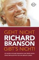 Richard Branson: Geht nicht gibt's nicht! ★★★★