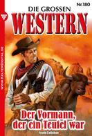 Frank Callahan: Die großen Western 180 ★★★★