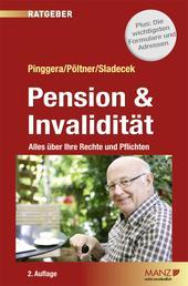 Pension & Invalidität - Alles über Ihre Rechte und Pflichten