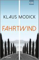 Klaus Modick: Fahrtwind ★★★★★