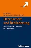 Udo Wilken: Elternarbeit und Behinderung