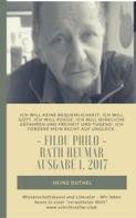 Heinz Duthel: Wissenschaftskunst und Literatur - Wir leben heute in einer verwalteten Welt.