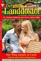 Tessa Hofreiter: Der neue Landdoktor 69 – Arztroman