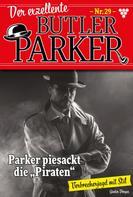 Günter Dönges: Der exzellente Butler Parker 29 – Kriminalroman