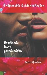Entfesselte Leidenschaften - Erotische Kurzgeschichten