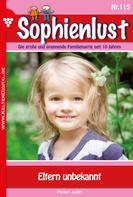 Judith Parker: Sophienlust 115 – Familienroman ★★★★★