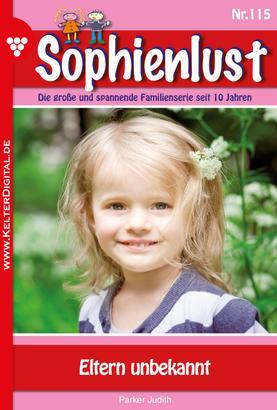 Sophienlust 115 – Familienroman