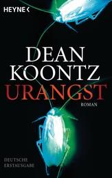 Urangst - Roman
