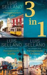 Lissabon-Krimis 1-3: Portugiesisches Erbe / Portugiesische Rache / Portugiesische Tränen (3in1-Bundle) - Drei Romane in einem Band